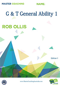 Gifted & Talented (General Ability) - Book 1