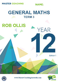 Year 12 General Maths Term 3