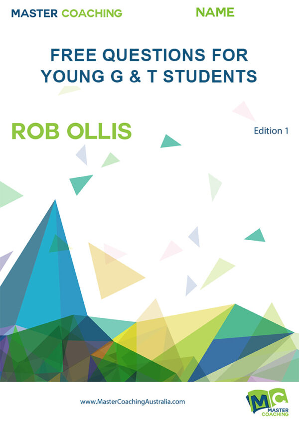 Free Questions for Young G & T students
