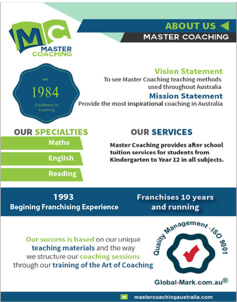 Master Coaching Franchise