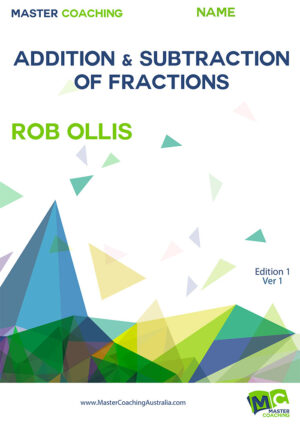 Addition Subtraction of Fractions