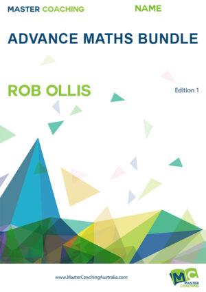 Year11 Advance Maths Topic Books Bundle