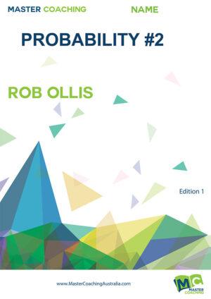 Year11 Advance Topic Books Probability 2