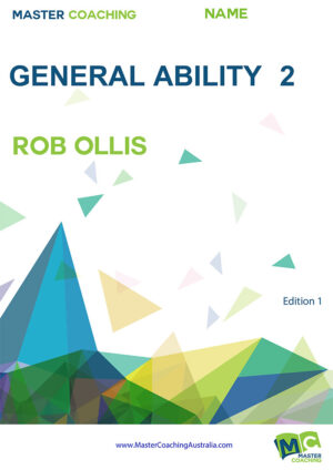 Gifted & Talented General Ability Book2
