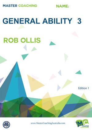 Gifted & Talented General Ability Book3