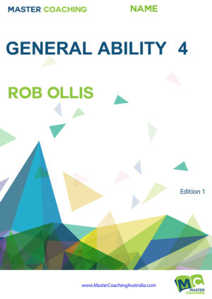 Gifted & Talented General Ability Book4