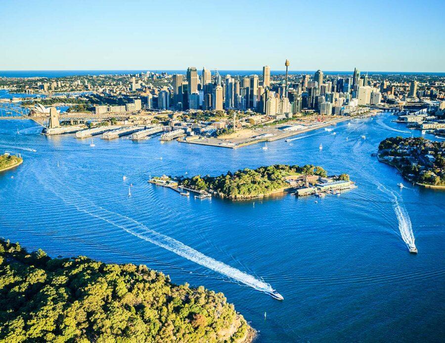 Education NSW and Australia